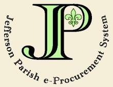 Jefferson Parish eProcurement Logo