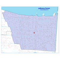 Council District 5 Map